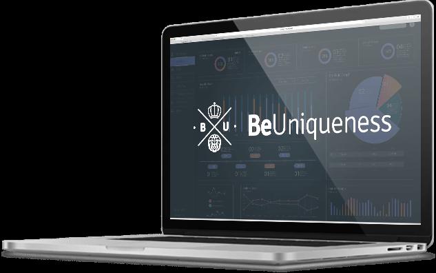 BeUniqueness - Laptop
