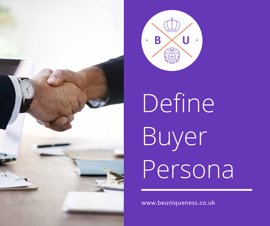 How can a clear buyer persona help law firms meet their market needs?