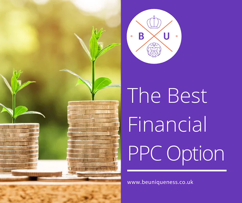 What are the best PPC options for a small finance firm?