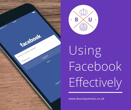 How to use Facebook effectively in campaigns