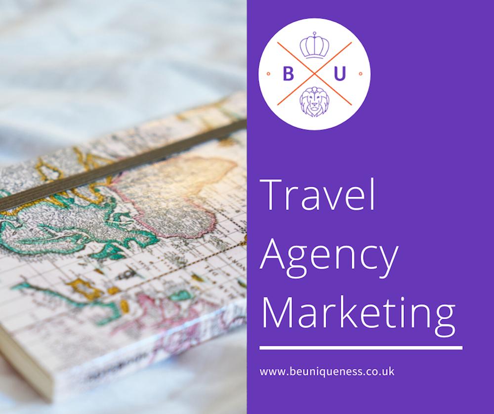 Marketing For Travel Agency