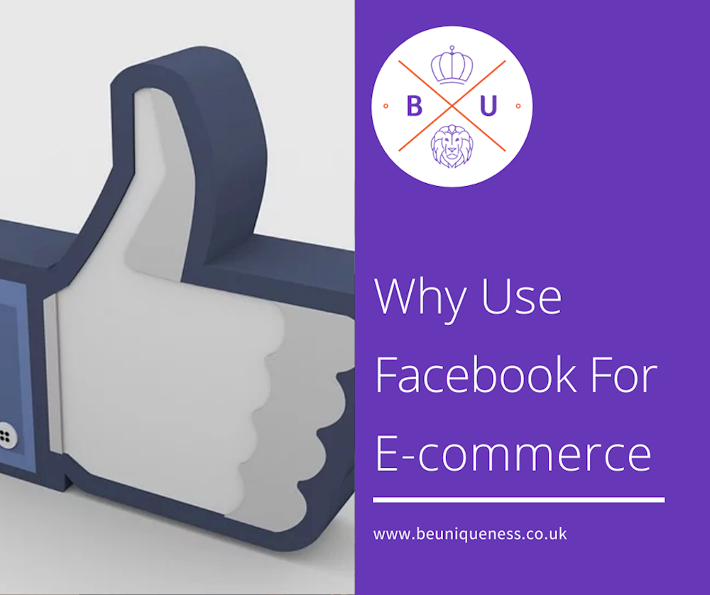 How Facebook can help E-Commerce firms with marketing
