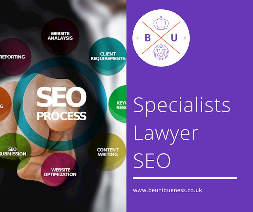 Specialist Lawyer SEO