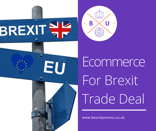 How can E-Commerce get ready for different post-Brexit trade deal outcomes?