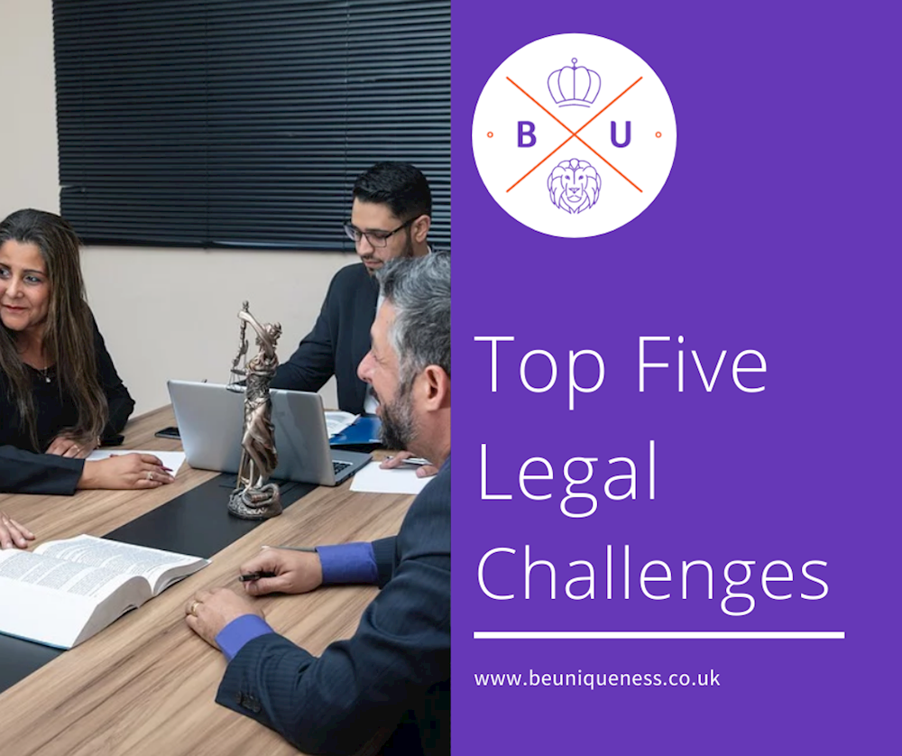 The top 5 challenges facing the legal sector in 2020