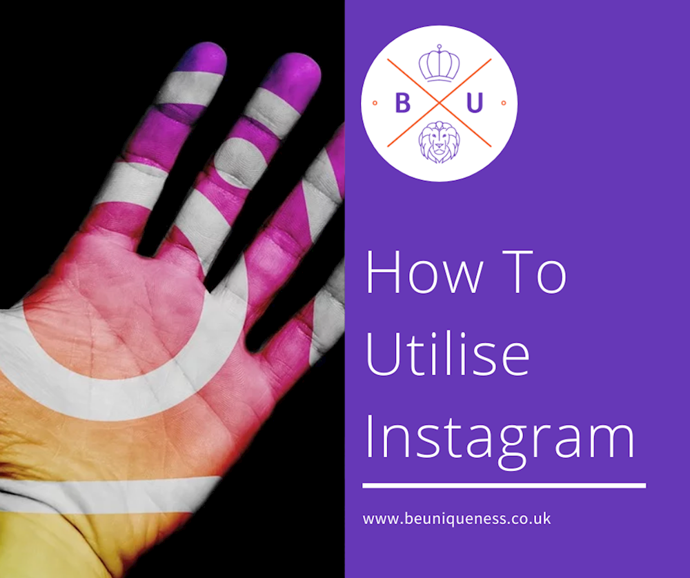 How can you market your E-Commerce firm using Instagram?