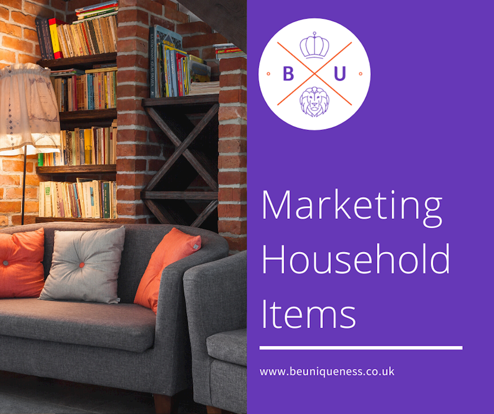 Marketing For Household Items