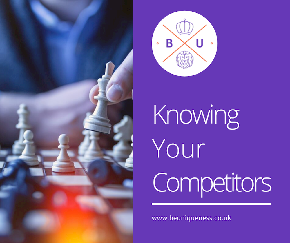 How can understanding your competitors help you grow?