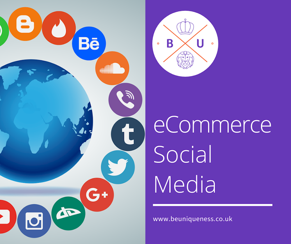How important is social media becoming for E-Commerce?