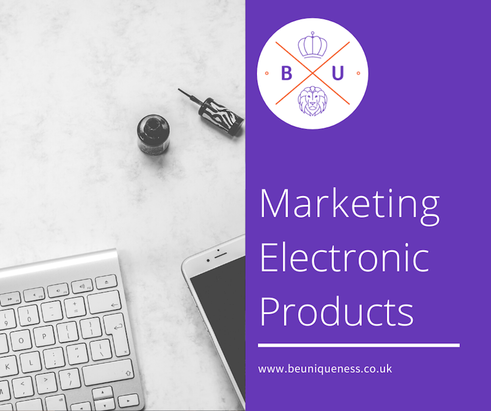 Marketing Electronic Products