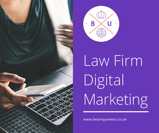 Digital marketing in the legal sector