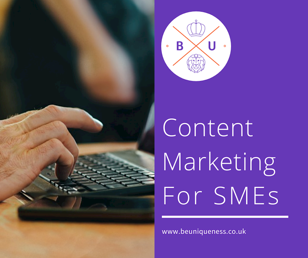 The long-term benefits of content marketing for SMEs