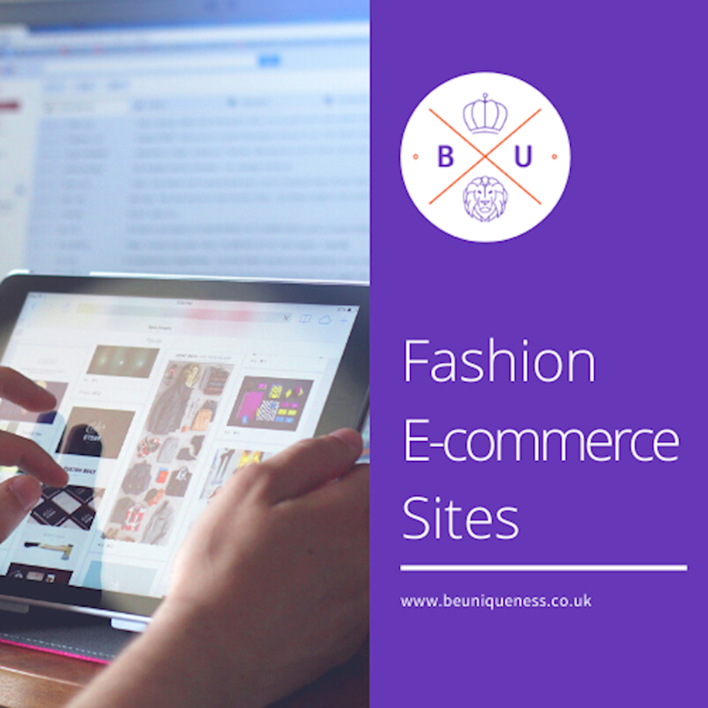 Fashion E-commerce Sites