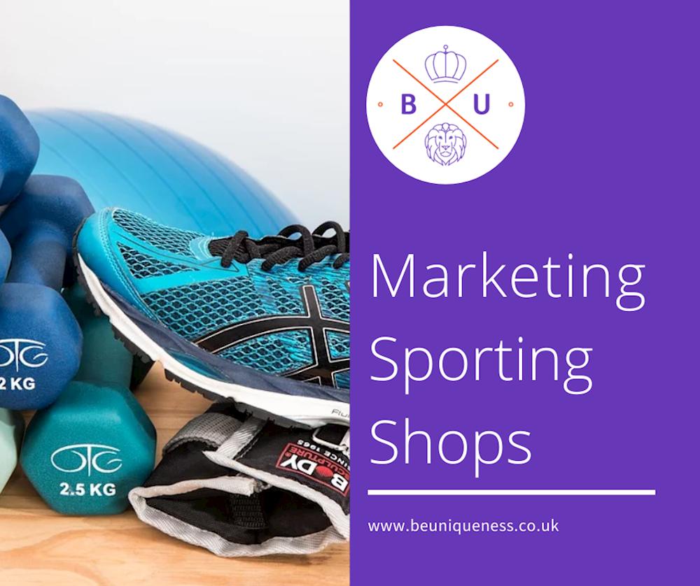 Marketing For Online Sports Shops
