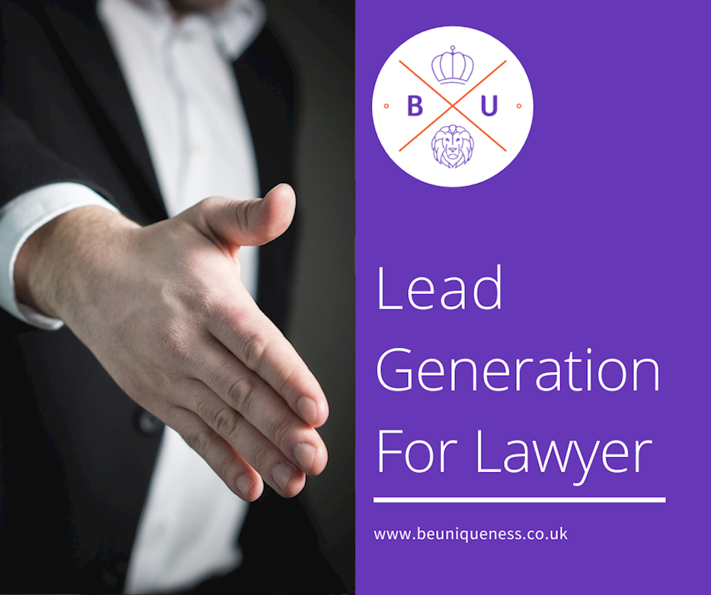 Lead Generation for Lawyers
