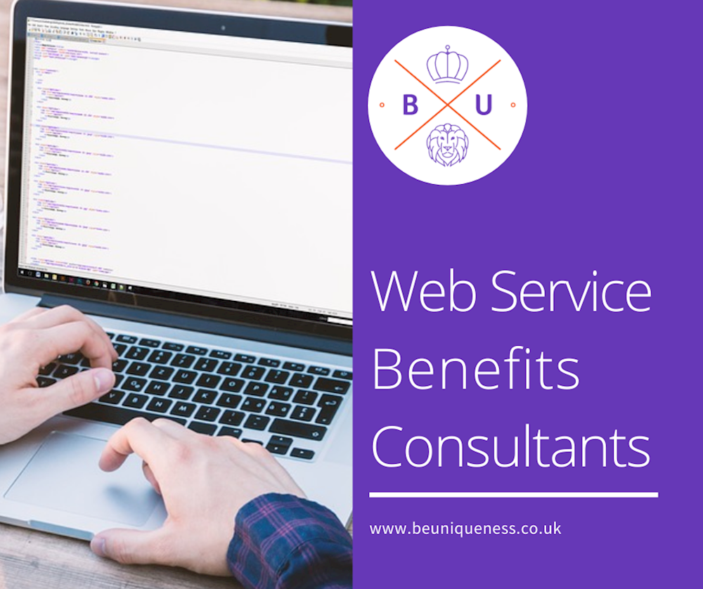 How web services benefit consultants