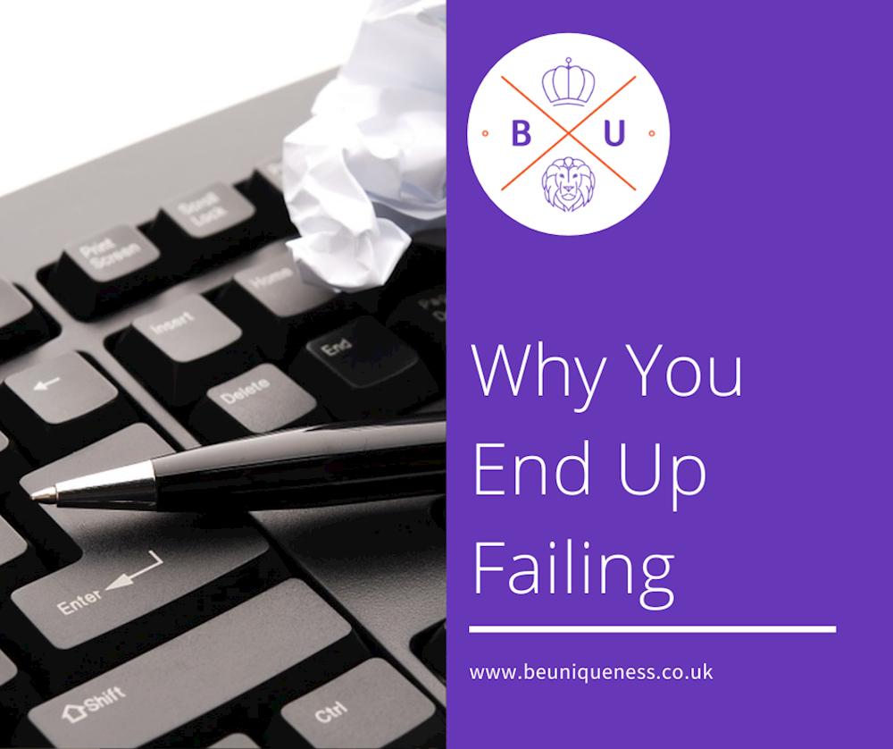 5 Reasons e-Commerce businesses fail