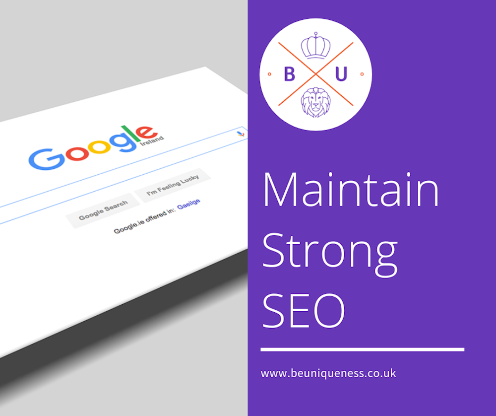 How can you keep your SEO ahead of the pack?