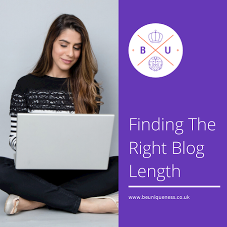 Finding the right blog length: How different sectors compare