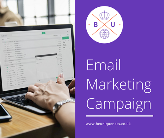 How can a great email marketing campaign fit with a strong content strategy?