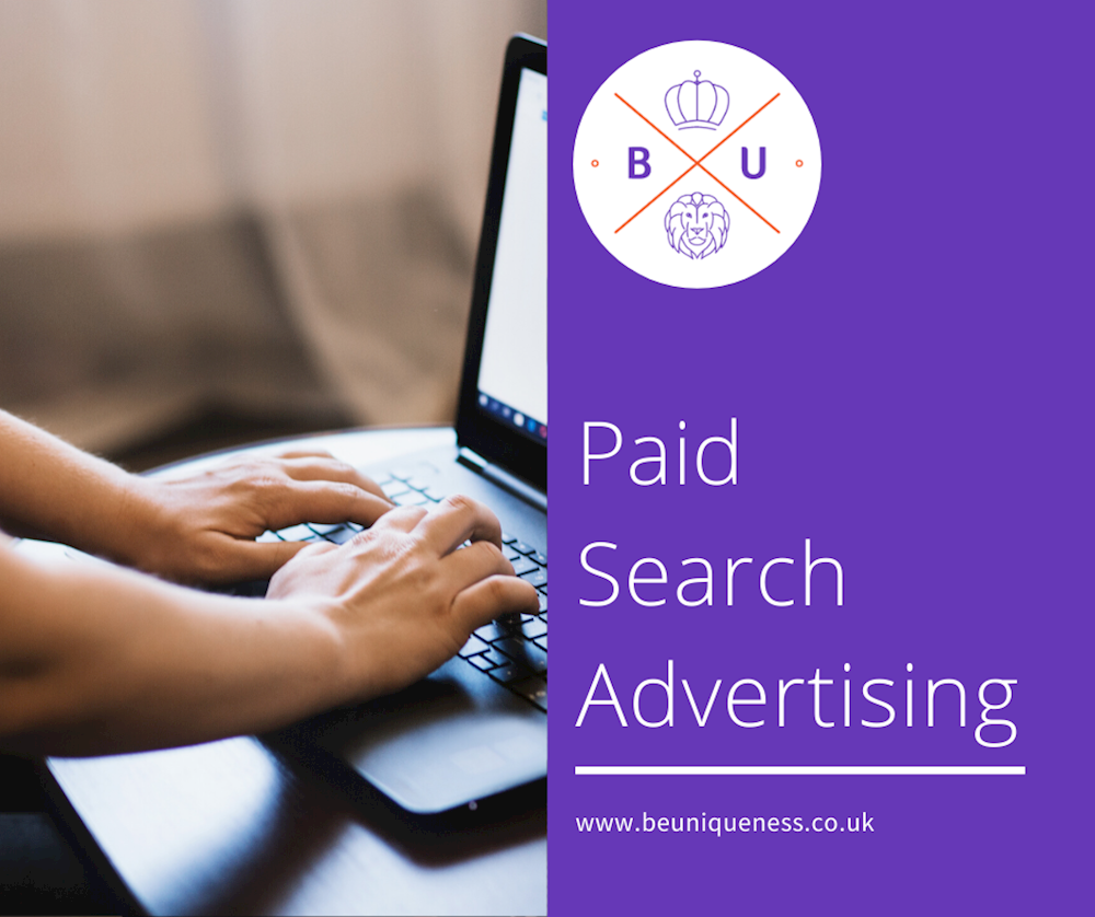 Paid Search Advertising Agency UK