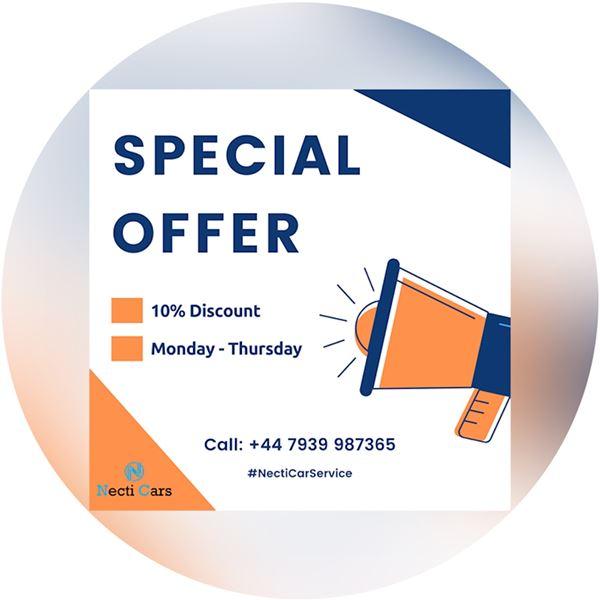 Social Image Design - Special Offer