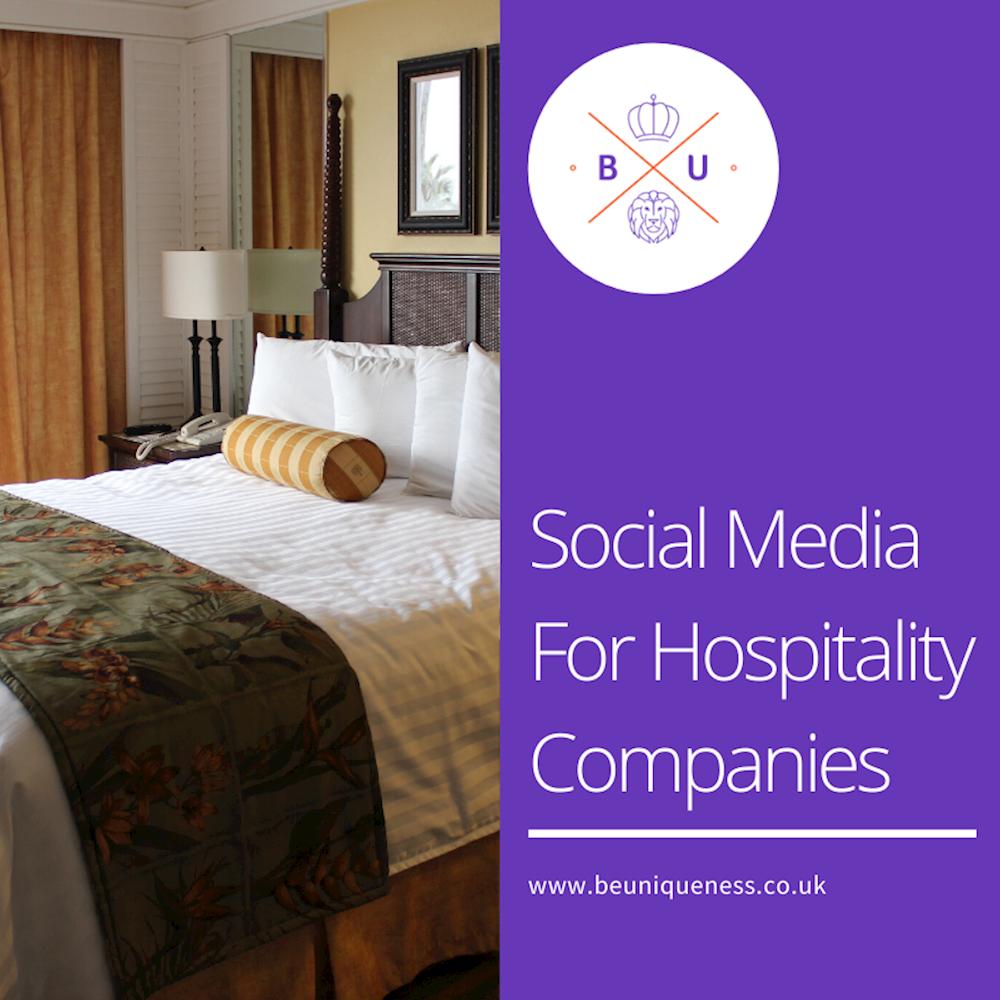 How hospitality companies can use social media to bounce back after the Coronavirus