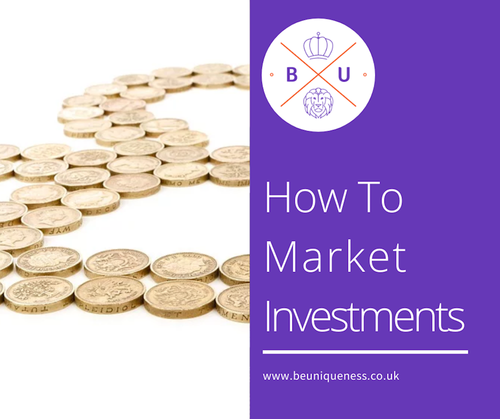 How to market investments in an age of low interest rates